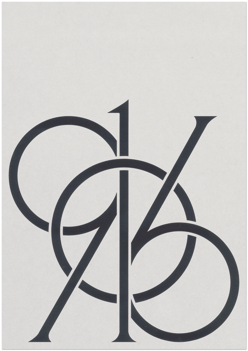 1906 monogram
