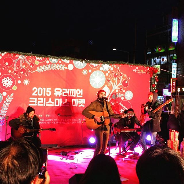 Christmas Festival at Hyewha