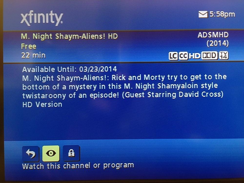MNightShaym-Aliens