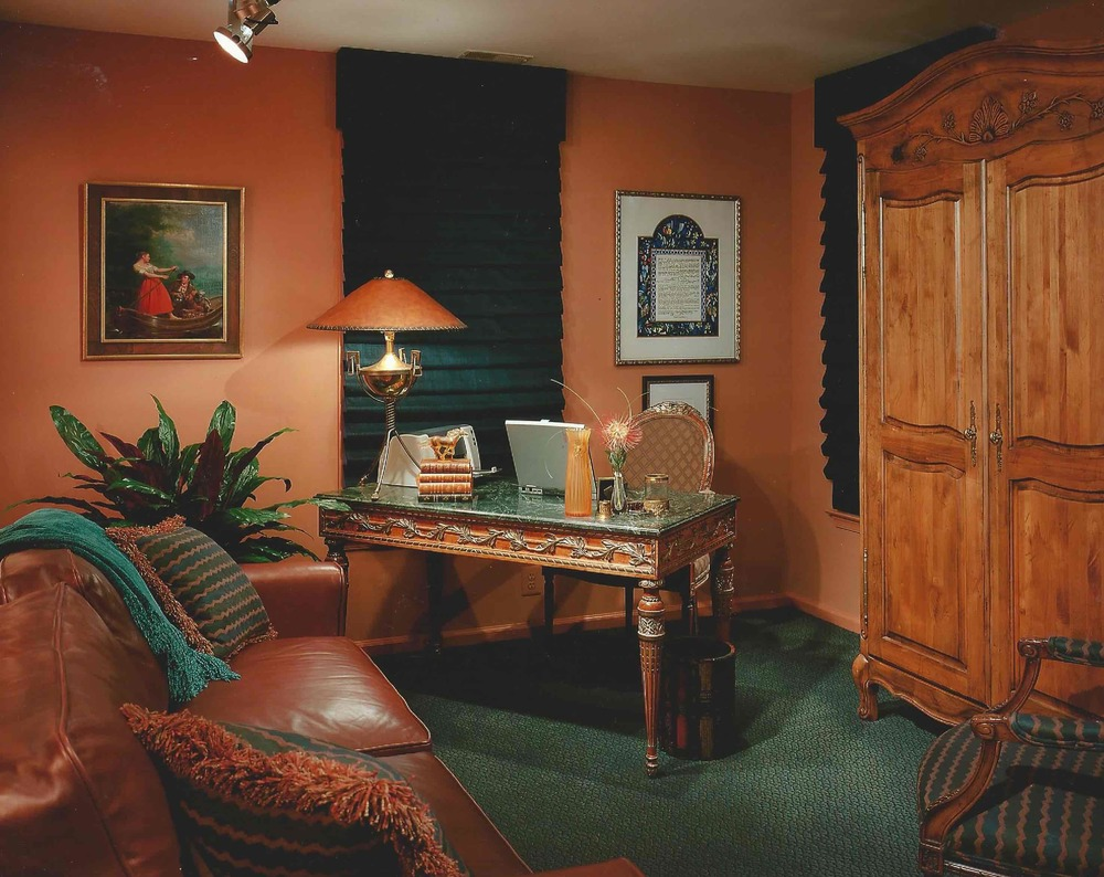 Home office / guest room