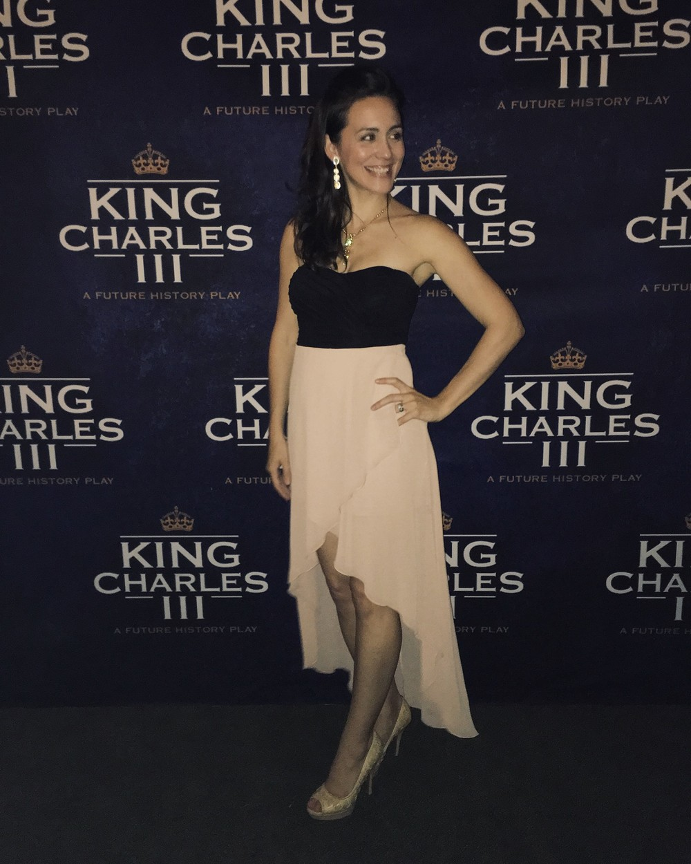 Broadway Debut - King Charles III