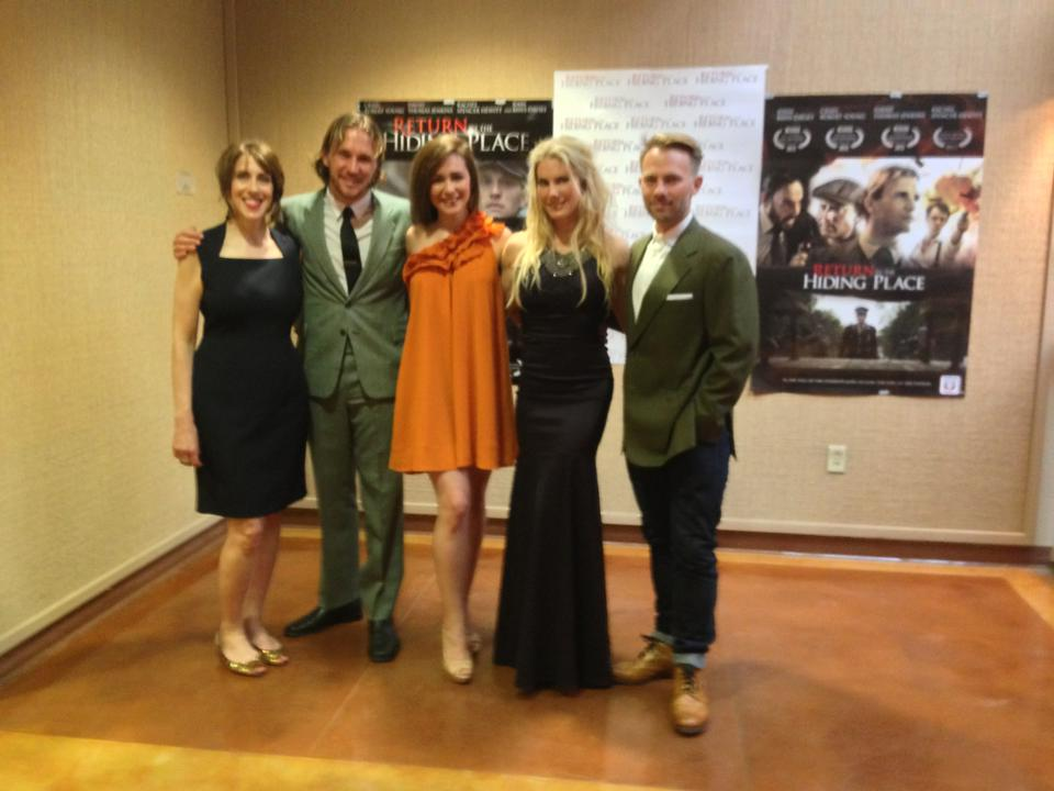 Red Carpet Premiere - Return to the Hiding Place
