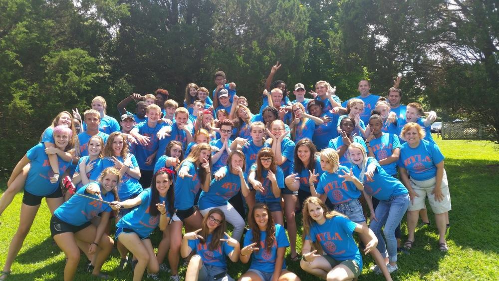 The RYLA 2015 Crew
