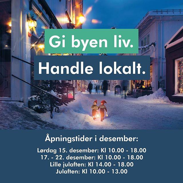 Legg julehandelen til byen vår! Velkommen skal du være.:) #tvedestrand #tvedestrandby #jul #julehandel #juliskomakergata