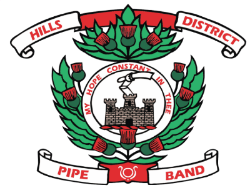 Hills District Pipe Band