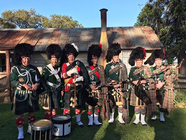 "Bella Vista Farm – Armistice Day 11th of November 2018 • • 5pm ""Battle's O'er"" massed bands with Parramatta Caledonian Pipe Band and Castle Hill RSL Pipe Band."