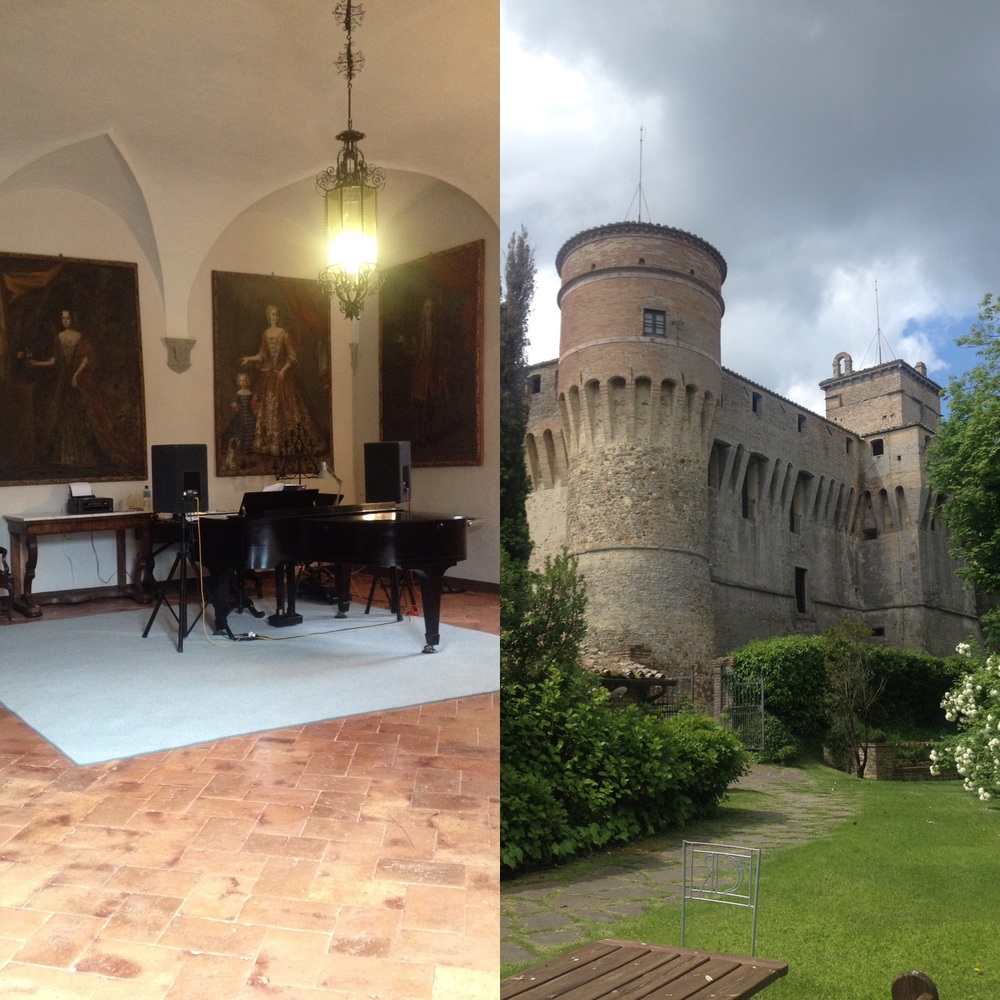 CIVITELLA RANIERI FELLOWSHIP - I was thrilled to have been chosen for a fellowship at the amazing Civitella Ranieri earlier this year. A huge thanks to everyone there for making it such an exciting and creative experience!