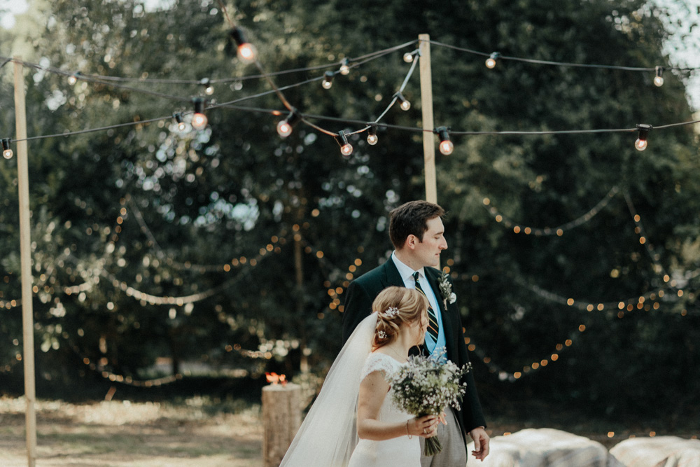 Sussex Tipi Wedding