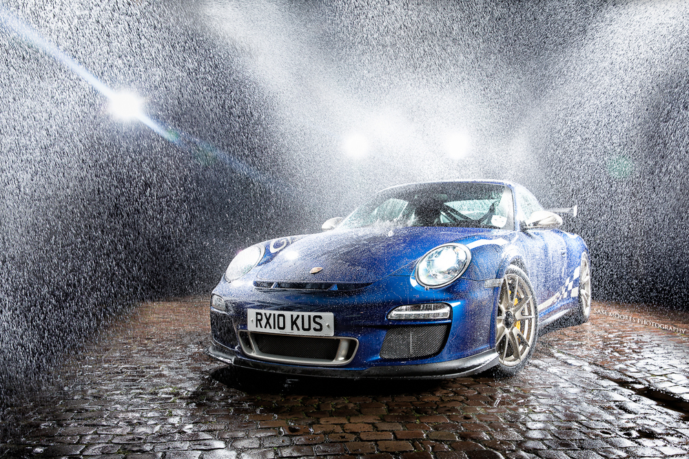 GT3 RS Splash