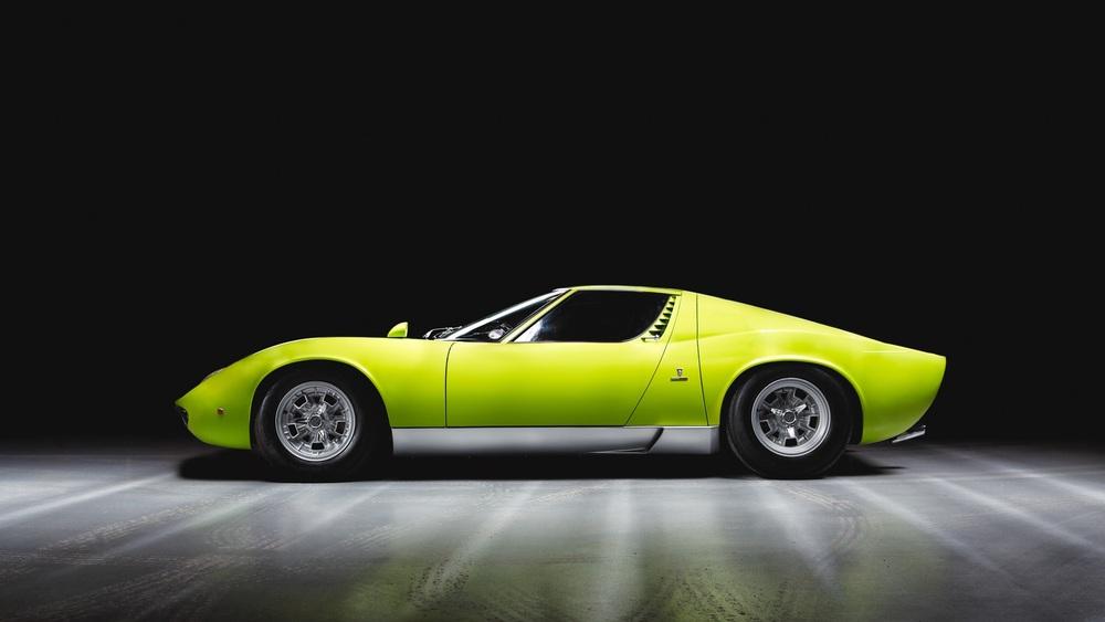 Lamborghini Miura 1