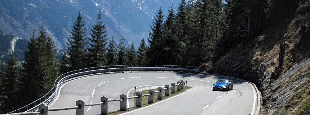 Porsche 911 GT3 RS Alps