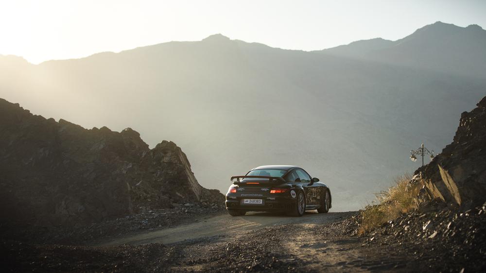Porsche GT2 - A7Rii