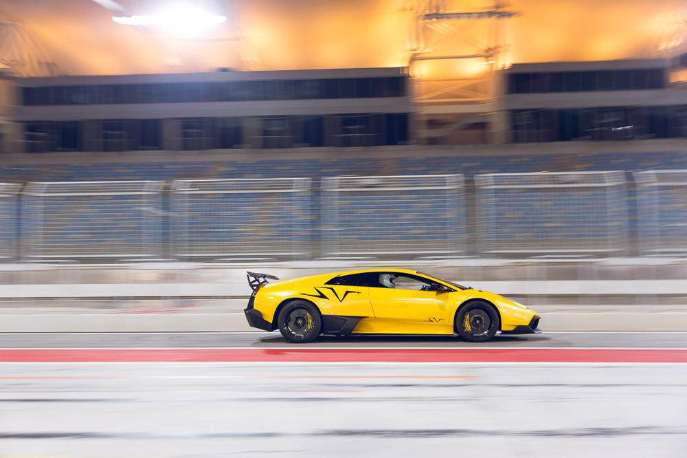 Lamborghini LP670 Sv murcielago