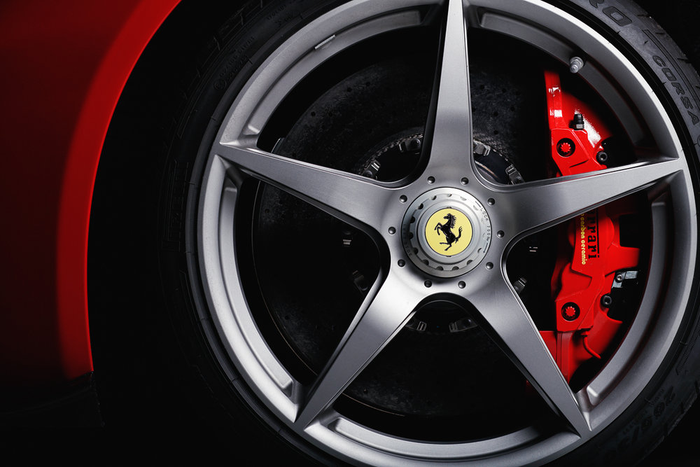 Ferrari LaFerrari Wheel