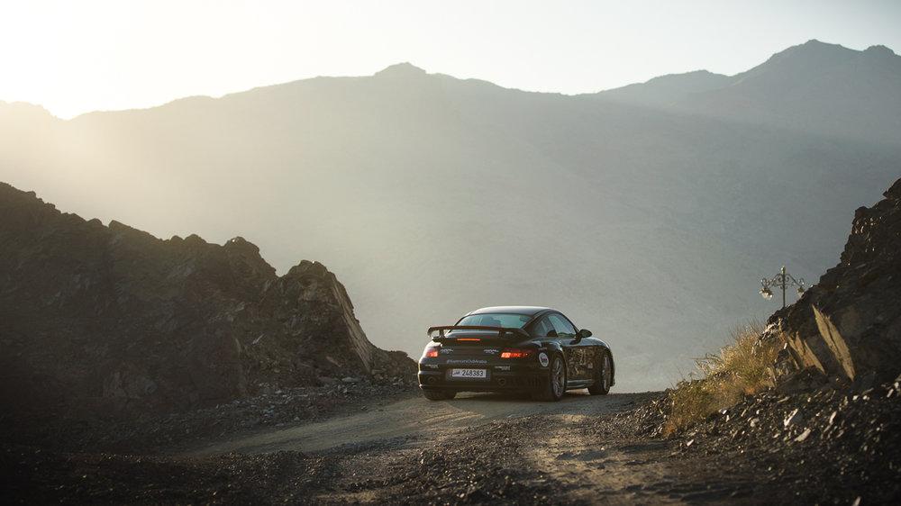 Porsche 911 GT2 Oman