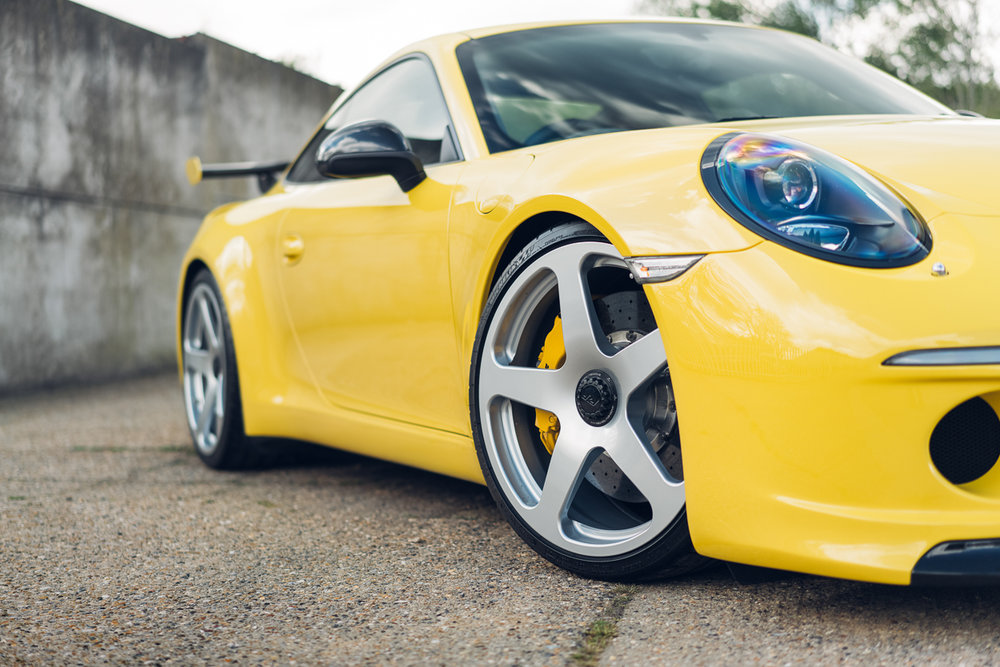 RUF RTR Porsche