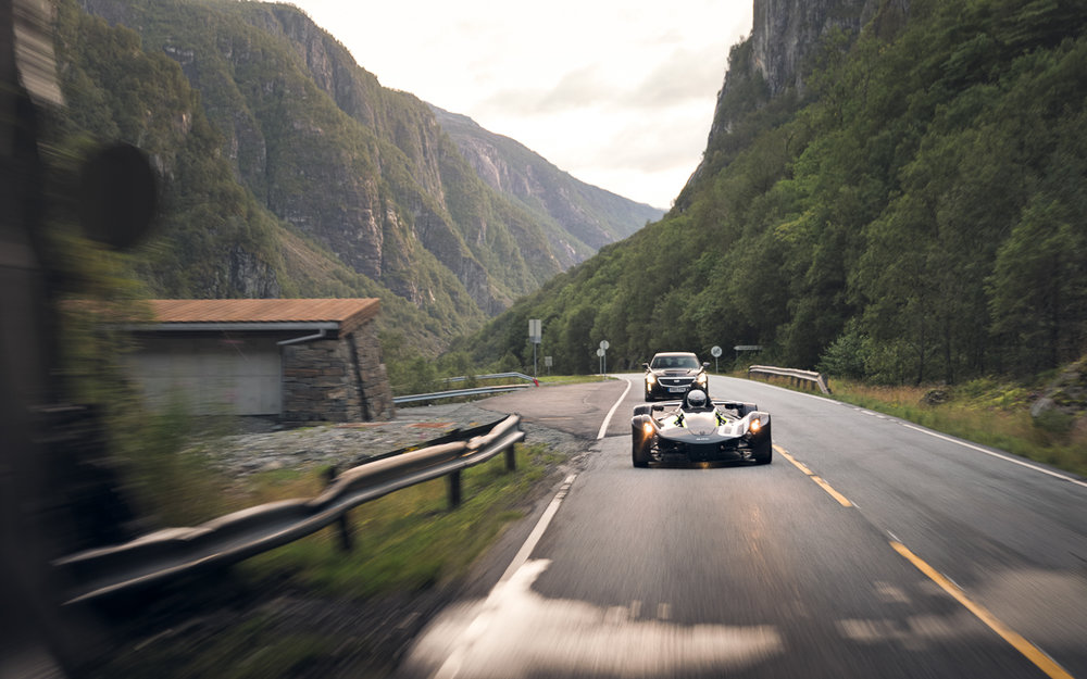 BAC Mono in Norway