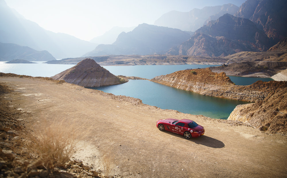 Mercedes AMG SLS