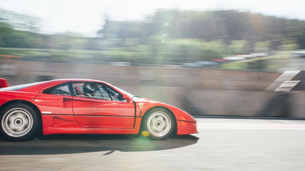 Ferrari F40 Spa