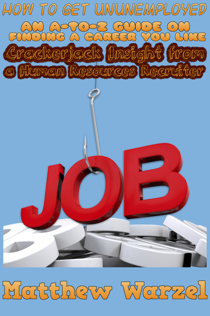 "Proud to have officially finished a 3 year journey of self-publishing my self-help book, ""How to Get UnUnemployed: An A-to-Z Guide on Finding a Career You Like"" http://www.amazon.com/How-Get-UnUnemployed-Crackerjack-Resources-ebook/dp/B00ITEXQ14/ref=sr_1_1?s=digital-text&ie=UTF8&qid=1395775611&sr=1-1&keywords=ununemployed"