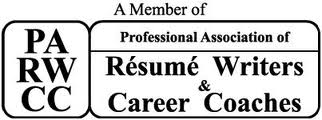 Offcially a member of the Professional Association of Resume Writers and Career Coaches (PARWCC). Next is to get my CPRW.