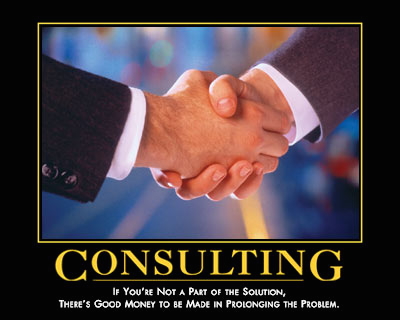 "Question Proposed on LinkedIn: Resumes for Consultants? I have a client who wishes to move from a corporate position to independent consultant. Makes me curious what your preferred approach is to developing a resume directed at consulting rather than FTE employment. Any great tips? Others' Responses: - I faced the same challenge and my first step was identifying the skills/experiences I have vs the ones I need to showcase myself in the best light as a consultant. In addition, I wear multiple hats (coaching and writing) so I researched job descriptions to help articulate value with my resume. Please feel free to contact me if you'd like to discuss further or review my current CV. - My partner and I developed a document for a consultant that I describe as a Marketing Brief, rather than a resume. It highlighted quantified achievements and skills, and listed employers at the end, somewhat like a functional resume. The difference in this document was that we could feature snippets or prior work product that showcased the talents this client wanted to use in future engagements. It's worked out very well for her. - There are a very broad range of people calling themselves consultants these days, so for me it would depend upon (1) what he means by consultant and (2) how much work he's willing to do toward finding work.If he is basically looking for a contracting position with a single company, s/he pretty much is doing the work of a full-time employee and the resume can be very similar or the same as if s/he were looking for employment. The format would depend on which best highlights her/his qualifications.If s/he's the kind of consultant who views her/himself as self-employed and has a few clients, then a resume will be helpful, but so would more attractive marketing documents: slideshows, infographics, even brochures. Because, s/he is really a business owner and can market as a business. That could mean having a bio in addition or instead of having a resume. And s/he would be out there networking with the Chambers of Commerce and other business organizations and professional associations as an equal for all the other business owners in the area. Their resume is going to be secondary to the relationships that are developed through the networking.If s/he is looking to be considered a leader in the field, goes into the company reviews and assesses performance in her/his area of specialty and makes recommendations, maybe does a little work, and hands a Fortune 50 company a bill of $50,000 for a day's work, well, … s/he might not even need a resume. The focus would be on referrals, networking, taking all the steps of establishing her/himself as a leader: having a website, blogging, podcasting, interviewing other leaders, writing books, having webinars and e-courses, posting on social networks, etc. This person's reputation is going to precede her/him.In reality and in my personal approach even the first level of consultant (who is really more like a contractor) should be doing the networking and taking all the other kinds of steps that the other two consultants are doing. They are likely to get much better and higher paying gigs, rather than submitting resumes off of job sites and oDesk/elance, etc. And they are likely to be treated as equals and as mentors rather than the person in the cubicle by the plant, who is working on X project. - Assuming your client has accomplishments while employed, absolutely nothing could be easier.I agree with Matt - functional is the way to go. BUT not just one generic functional resume for all situations — CUSTOM FUNCTIONAL RESUMES based on the specific requirements of each consulting gig your client wants to go after. A testimonial from a consultant: """"Don, I went from tongue-tied to fluently speaking, from ""I don't know what I have to offer"" to ""This is what people gain when they work with me."" The system … was challenging but so worth the effort! I am much more confident talking about my services than before."" I'm talking about creating data banks of REPRESENTATIVE PROFESSIONAL ACCOMPLISHMENTS and the SPECIAL SKILLS AND ABILITIES used to achieve themThen, based on the requirements of X gig, your client can dip into their DATA BANKS, select and customize ONLY the content that most pertains to the gig's requirements, and just like that, your client will be an IDEAL CANDIDATE, not some generic applicant ditty-bopping through the door and hoping there will be interest.Said another way, CUSTOM Works. GENERIC remains unemployed OR - STAND OUT - BE THE MEATBALL, Don't blend in like forgettable fettucine. And of course, with a data bank full of accomplishment ""stories"" you client will have a ready supply of material for their website. - Lynne is right on, as is Marti, If the client intends to be a consultant to a variety of businesses rather than an employee of one, s/he needs a dossier (Marti describes it as a Marketing Brief) describing what s/he has accomplished for whom. Further strong collateral marketing materials are called for in that case.If s/he wishes to be a consultant employee a resume should suffice. I am not a fan of functional resumes however. An employee is an employee; hiring managers hate functional resumes. Furthermore all it takes is creative writing skills to accomplish in a chronological resume the features of a functional resume. That is the resume writers job!Bottom line: All resumes and dossiers should focus on results. - The important thing with moving into consulting is showcasing your level of expertise. And showcasing all the expertise you've gathered from all the various sources. Sources that include practical work experience, schooling, side but related projects, writings related to the consulting area(s), etc. So with a consulting resume and marketing materials, you'd need to highlight the relevant work experience, trainings, profesisonal development activities, professional memberships, etc. These are all designed to lend creditability behind the client as an independent consultant.Unlike working for another company where you have their reputation and creditability backing you, when you go independent, all you have is yourself. So when seeking consulting work, your background and expertise become far more important and need to be clearly expressed.So as part of the marketing materials used to drum up new business, there would be the resume or bio, a listing of consulting work done and/or in progress, etc. Not sure if you're putting together just a resume or helping with all the other marketing materials that would commonly be used when attempting to drum up business. I've helped many put together things like flyers, bios, resumes, and brochures. Everything must look 100% professional because this is the face of your business. So as I mentioned earlier, you won't have the company's creditability behind you. All you will have is YOU. And for many new consultants, you aren't known but must establish creditability and build that reputation. My Response: - I say develop a functional over chronological resume. Showcase your accomplishments still with quantifiers and strong action verbs while maintaining brevity, but also include projects tied to those accomplishments."