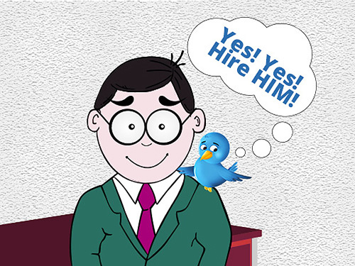 "Question Proposed on LinkedIn: What are some Twitter personal branding time-saving tips? How to tweet wisely in about 10 to 15 minutes a day, a few times a week. Others' Responses: - In my practice, I rarely come across executive job seekers who are actively leveraging Twitter to help them land jobs.The few who even have Twitter accounts put up a few tweets initially, and then let it go. Their Twitter stream stopped dead months or years ago.This doesn't look very good, and could be detrimental to them. A Twitter account that's collecting cobwebs says ""I don't really know much or care to know about social media and the new world of work.""Understandably, they're busy people strapped for time, trying to juggle demanding full-time jobs with a full-time job search. They've heard too many people say what a time drain Twitter can be.They're right. Without a solid Twitter strategy, each visit can easily eat up an hour or more. They just don't have that kind of extra time. - Stay Focused on Your Job Search and Your Personal Brand. Don't start or engage in conversations not related to your job search. No one really needs to know what you had for breakfast or what movie you saw last night.Keep the majority of your tweets relevant to your personal brand, industry, areas of expertise, and value to your target companies. That doesn't mean you can't tweet off-topics and humorous tidbits, when you have extra time. - Do a Lot of Retweeting. Simply the act of tweeting again a tweet that someone else has tweeted, retweeting (abbreviated as ""RT"") is one of my favorite ways to use Twitter and one of the best ways to save time there.Even if you do nothing else on Twitter, posting relevant retweets can be a powerful way to build brand evangelism, a quality Twitter following, and get on the radar and stay top-of-mind with people you want to notice you.First, gather up a long list of the right people to retweet. Who are these people? Colleagues, industry thought leaders and subject matter experts, top-level executives (or hiring decision makers) at your target companies, and executive recruiters in your niche, to name a few.Search for them on Twitter, follow them, and start retweeting them. It's as easy as that!It's critical to include in your retweet the @username of the person who originated the tweet, because they'll see the retweet on their ""Notifications"" page. Chances are you'll get noticed, if enough of your retweets show up there for each person you're retweeting. If a good retweet doesn't mention the original author, take the time to track them down and include their @username. - Don't automatically retweet something containing a link without first checking it, to make sure it's not a bad link and doesn't lead somewhere you don't really want to send people. - Structure your original tweets so that they're short enough to allow for more than one retweet by others, without alteration. - Take the time to tweet a thank you to people who RT you, even if you're not the tweet originator. - It's always nice to include your own brief supportive comment with a re-tweet that's especially good – something like ""Great advice!"" or ""Excellent!"" - Don't change the wording of the original tweet, except to abbreviate for space. But use abbreviations sparingly. A jumble of single letters and numbers can be confounding and doesn't give a professional impression. - If you're not already following someone you want to retweet, coincide retweeting with following them. They may notice your @username showing up twice on the ""Notifications"" page in that short span. - Retweeting using the retweet button that sits under each tweet and on many websites at the top or bottom of an article or blog post make retweeting easy. But sometimes these retweets don't include the @username. Take a few moments to add it in. - Use hashtags in your RTs when you can. The hashtag symbol (""#"") is used before a word or phrase (with no spaces) to mark relevant keywords and topics in tweets. It was created organically by Twitter users as a way to categorize messages. Clicking on a hashtagged word in a tweet shows you all other tweets marked with that keyword. - Organize Your Twitter Strategy. Use Hootsuite, Tweetdeck or another Twitter app to help you organize your time, the people you follow, the people you want to retweet frequently, and to set up retweets in advance.Do your thank you's for retweets, #FollowFridays (#FF) and other mentions all in communal tweets, every few days. No need to thank each person in a separate tweet.Consult the Twitter Help pages for specifics on using re-tweets, hashtags, and other things. My Response: - Spend your time wisely. Sure Twitter is helpful and can be a great tool to leverage for finding work, but nothing works better than networking and Twitter is just a small percentage of the overall scope. 10 minutes a day is plenty on Twitter. Move on though and avoid getting stuck in the social media vortex, because once you're sucked in, a full hour could go by in a snap."