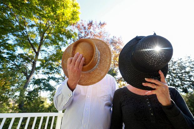 At 66, Vinnie is planning to hang up his hat come Jan. 1 and join his wife, Violet, 69, in retirement. He will be leaving behind earnings of $130,000 a year.  GLENN LOWSON/THE GLOBE AND MAIL