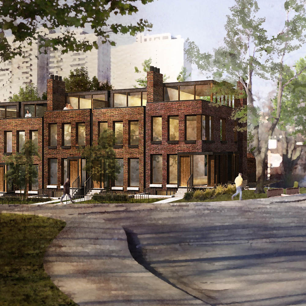 Copy of Copy of Toronto Townhomes