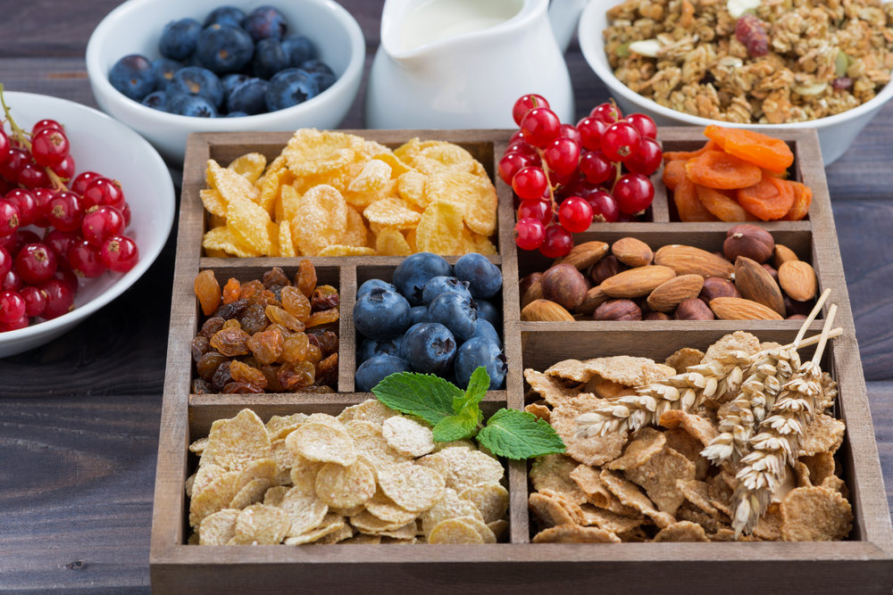 Healthy snacks are always preferred over candy and junk food.