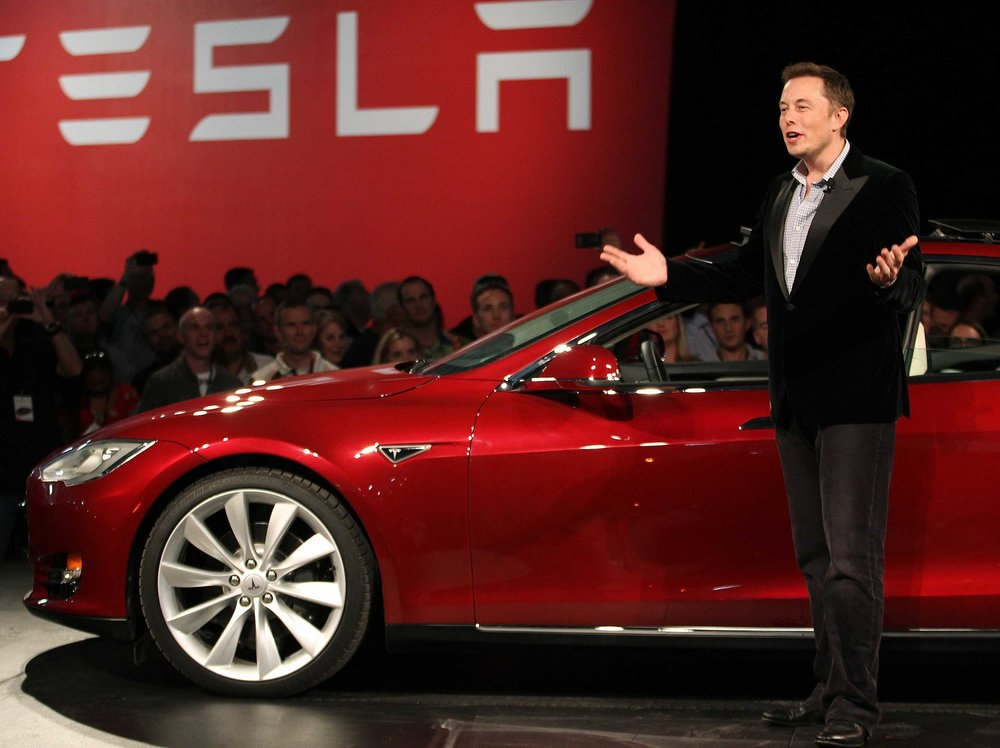 Elon Musk is the CEO of Tesla Motors and SpaceX.