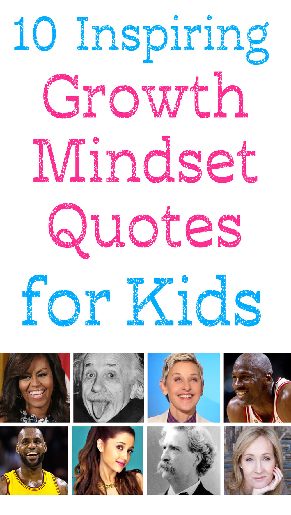 Growth Mindset Quotes | 10 Inspiring Growth Mindset Quotes For Kids Mashup Math
