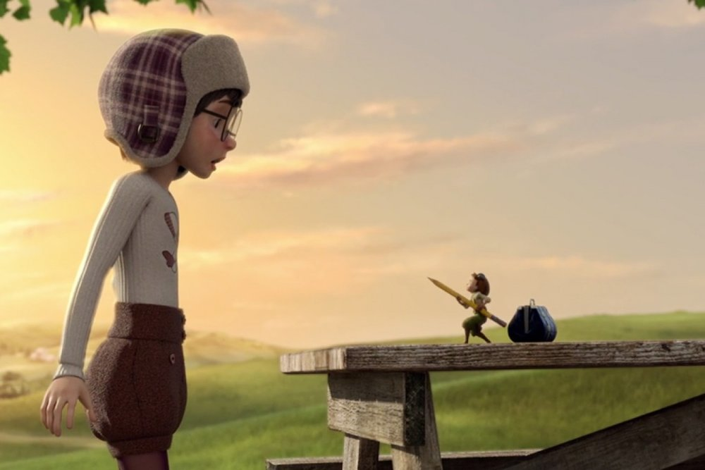 Image Source:  SOAR: An Animated Short via Vimeo.com
