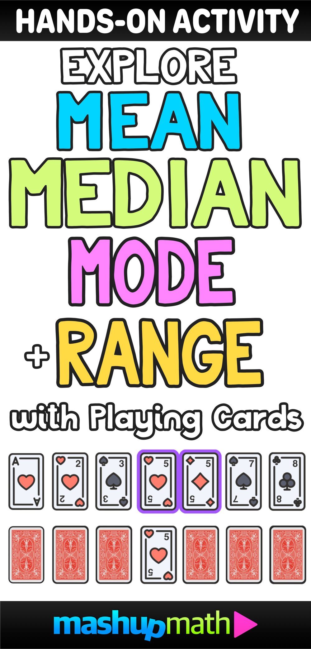 Math Youtube: Check Out This Awesome Mean, Median, And Mode Activity