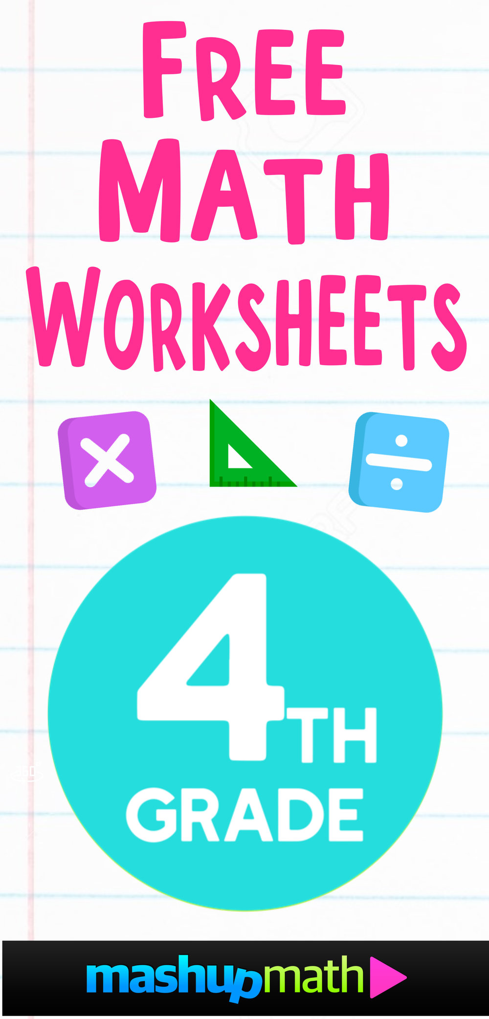 4th Grade Math Worksheets furthermore Multiplication Worksheets   Dynamically Created Multiplication moreover Free 4th Grade Math Worksheets   Mashup Math also 4th Grade Math Worksheets   Free Printables   Education additionally Math Worksheets For 4th Grade Word Problems Grade Division moreover  together with 20  4th grade math worksheet mittens and math two digit also 4th Grade Math Fractions Worksheets Best Math Fractions Worksheets as well  besides Free printable 4th grade math Worksheets  word lists and activities likewise Halloween Math Worksheets 4th Grade Math Multiplication Worksheets besides  together with  further Free 4th Grade Math Worksheets furthermore Math Worksheets 4th Grade Multiplication Math Worksheets For Grade also . on math worksheets for 4th grade