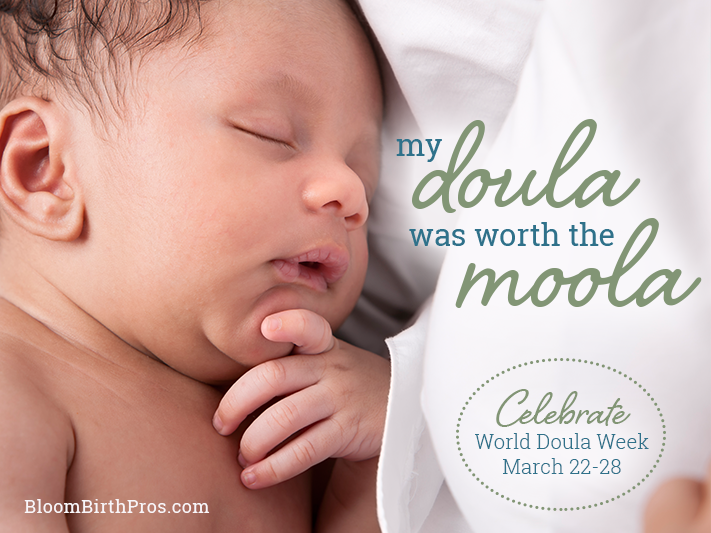 World Doula Week 2015
