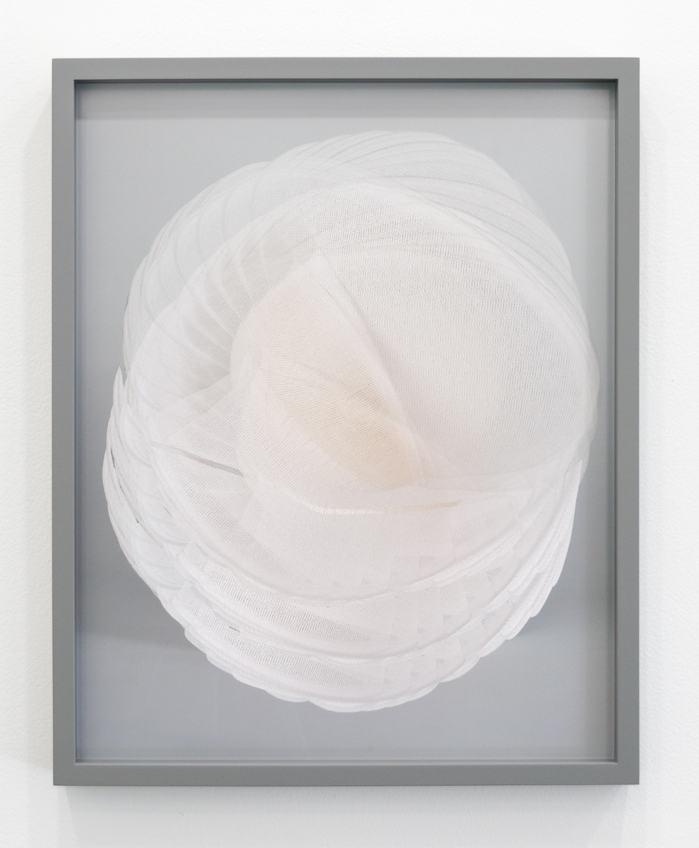 Melanie Flood  Untitled (4)   Unique archival pigment print,  custom maple frame, museum glass 16 x 20 inches 2016