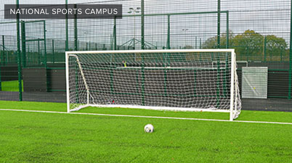 Visit www.nationalsportscampus.com to book multi sport camps, birthday parties and academies