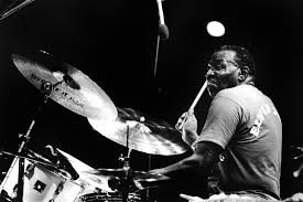 The awesome Elvin Jones via   elvinjones.net