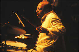 The unstoppable Roy Haynes, via  drummagazine.com