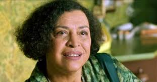The awesome Gloria Foster as the Oracle, via  matrix.wikia.com