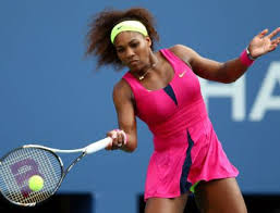 Tennis legend Serena Williams.  Image via  newyork.cbslocal.com .