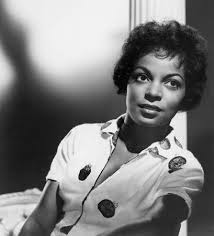 The actress Ruby Dee. Note the expressiveness that flows through her relaxation, the result of her ability to quiet her mind and let things happen.  Image via   britannica.com .
