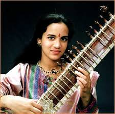 Anoushka Shankar. Image viaworldmusiccentral.org.