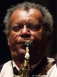 Reed and flute player Anthony Braxton.  Image via  ofa.fas.harvard.edu .