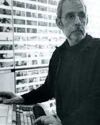 Legendary film editor and film sound mixer Walter Murch.  Image via  qualitative-research.net .