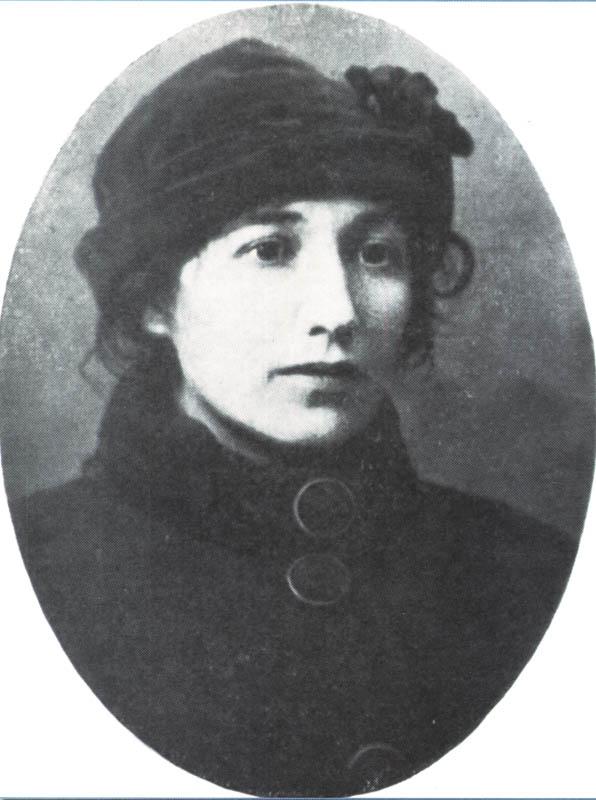 Painter  Zinaida Serebriakova . Image via art-portrait.livejournal .com.