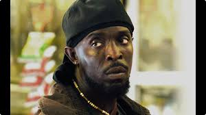 Michael K. Williams.  Image via  bet.com .