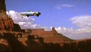 The final shot of  Thelma and Louise .  Image via opentravel.com.