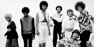 Sly and the Family Stone.  Image via www.factmag.com.